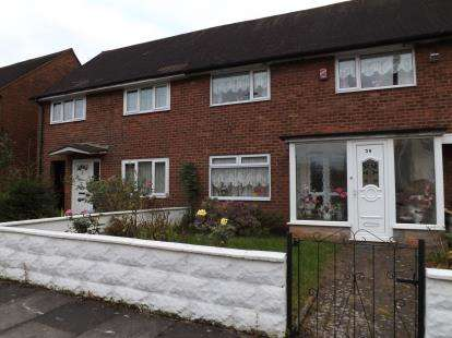 3 Bedrooms Terraced House for sale in Bucknall Crescent, Birmingham, West Midlands