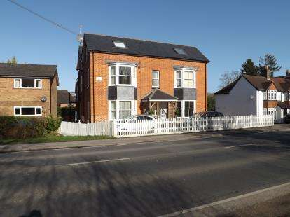 2 Bedrooms Flat for sale in Southampton Road, Lyndhurst, Hampshire