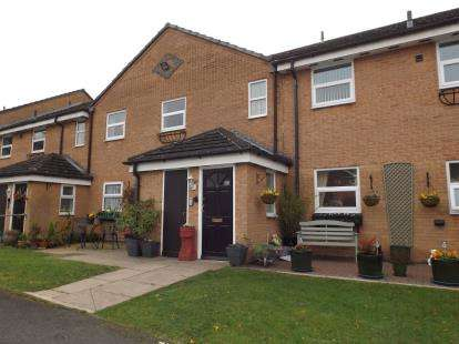 2 Bedrooms Flat for sale in Winterburn Gardens, Whetstone, Leicester, Leicestershire