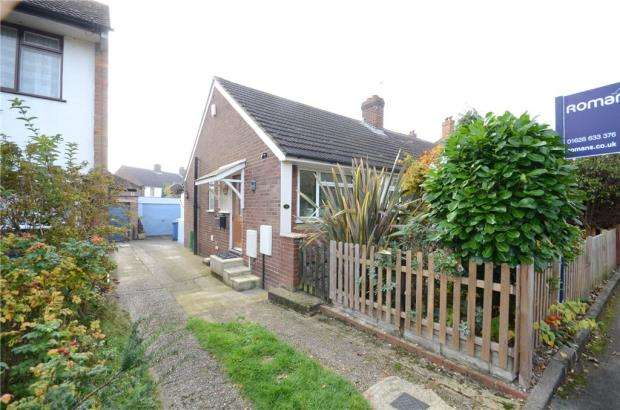 1 Bedroom Semi Detached Bungalow for sale in Moorside Close, Maidenhead, Berkshire