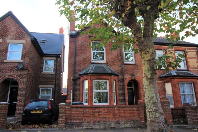 4 Bedrooms End Of Terrace House for rent in Wantage Road, Reading, Berkshire