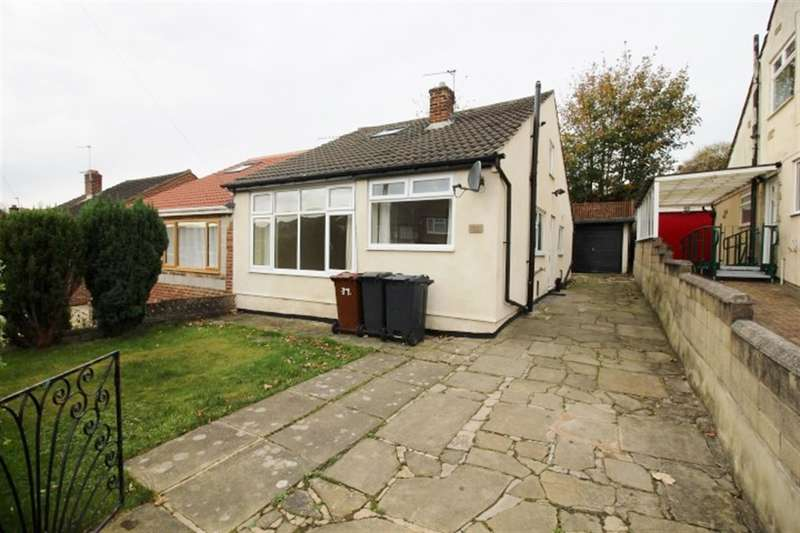 3 Bedrooms Semi Detached Bungalow for sale in Tennyson Street, Pudsey, LS28