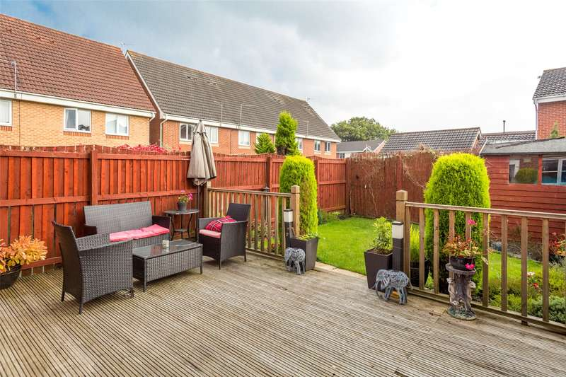 3 Bedrooms End Of Terrace House for sale in Tedder Road, York, YO24