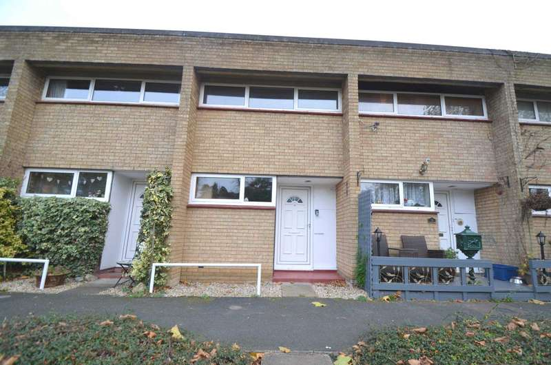 2 Bedrooms Terraced House for sale in Woughton On The Green