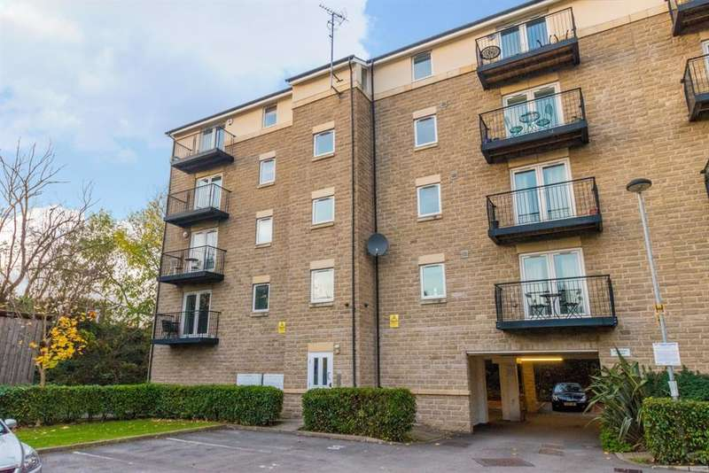 2 Bedrooms Flat for sale in Thackray Court, Horsforth, LS18