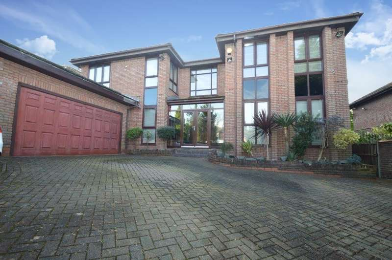 4 Bedrooms Detached House for sale in Ringley Park, Whitefield, Manchester, M45