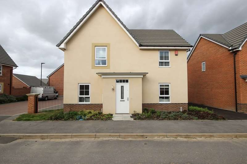 4 Bedrooms Detached House for sale in Whitmoore Drive, Auckley Doncaster, East Yorkshire, DN9