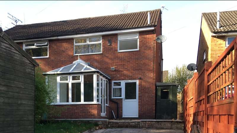 3 Bedrooms Semi Detached House for sale in Pilton vale, Newport, Glamorgan, NP20