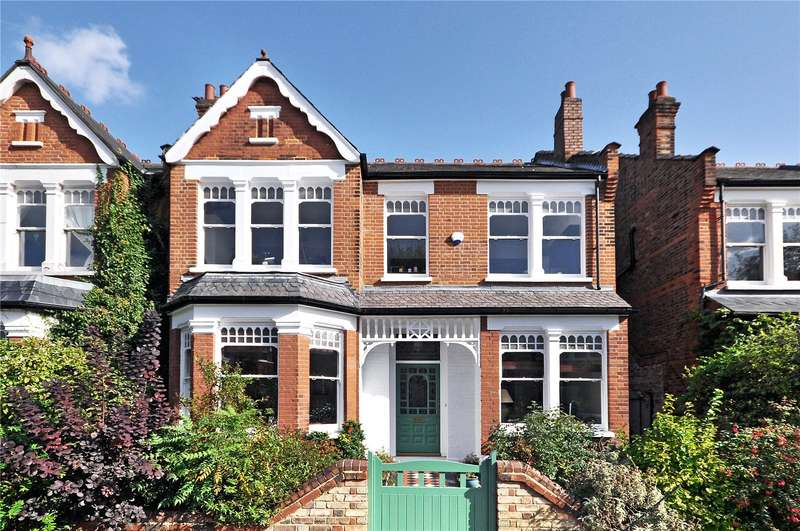5 Bedrooms Terraced House for sale in Rosebery Road, London, N10