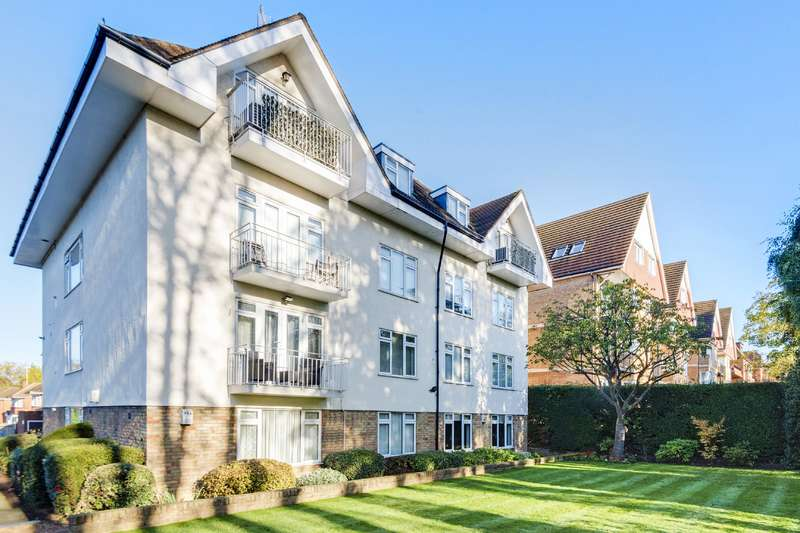 2 Bedrooms Flat for sale in The Hollies, 68 Hendon Lane