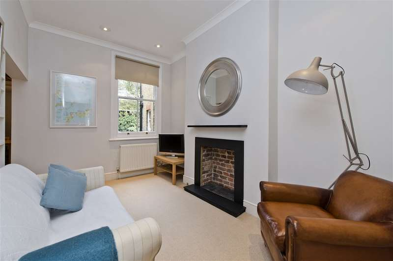 1 Bedroom Flat for sale in Richford Street, Hammersmith