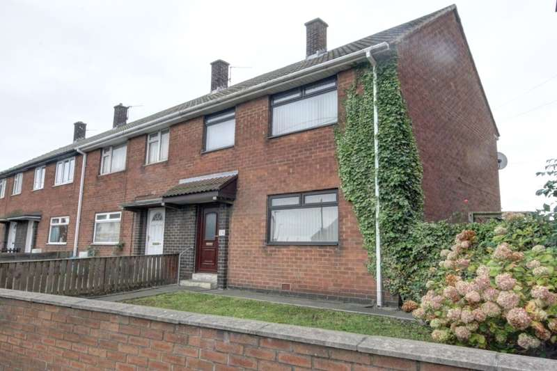 2 Bedrooms Semi Detached House for sale in Front Street, Colliery Row, Houghton Le Spring, DH4