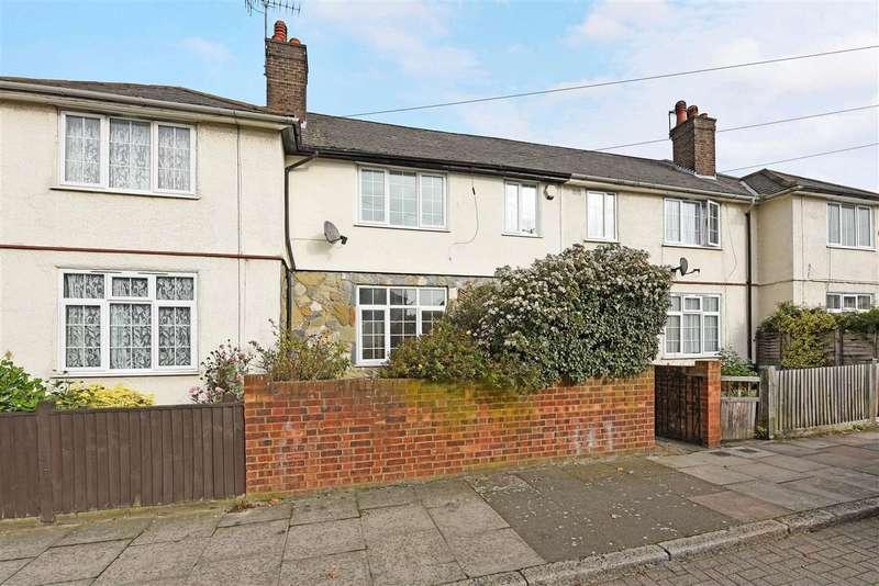 3 Bedrooms Terraced House for sale in Dawnay Road, Earlsfield