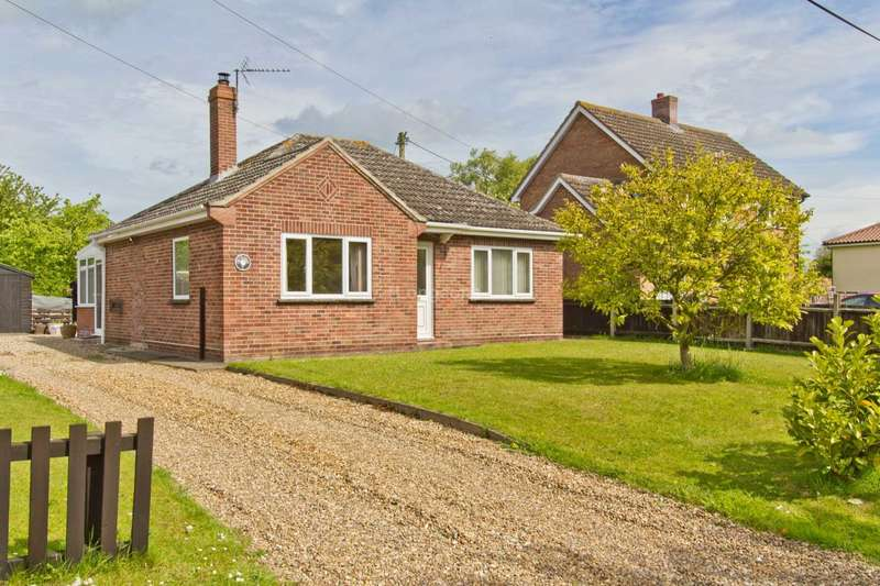 2 Bedrooms Detached Bungalow for sale in Watton Green, Watton