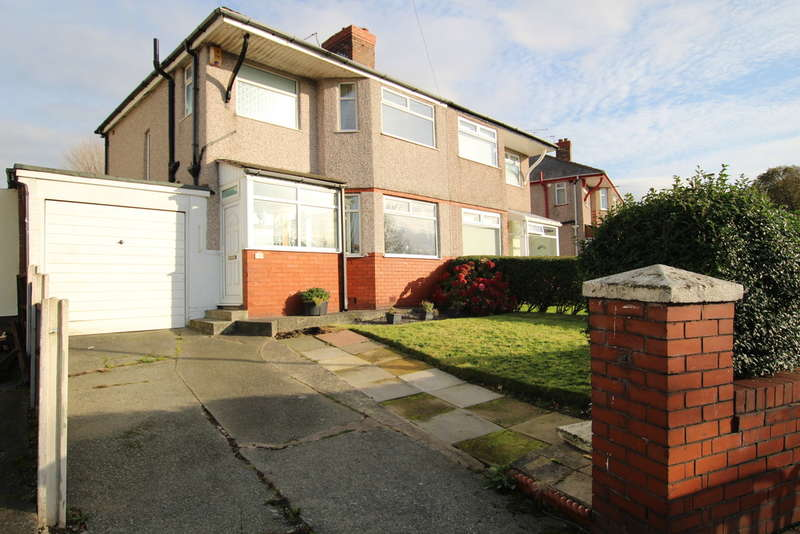 3 Bedrooms Semi Detached House for sale in Hatton Hill Road, Liverpool, L21