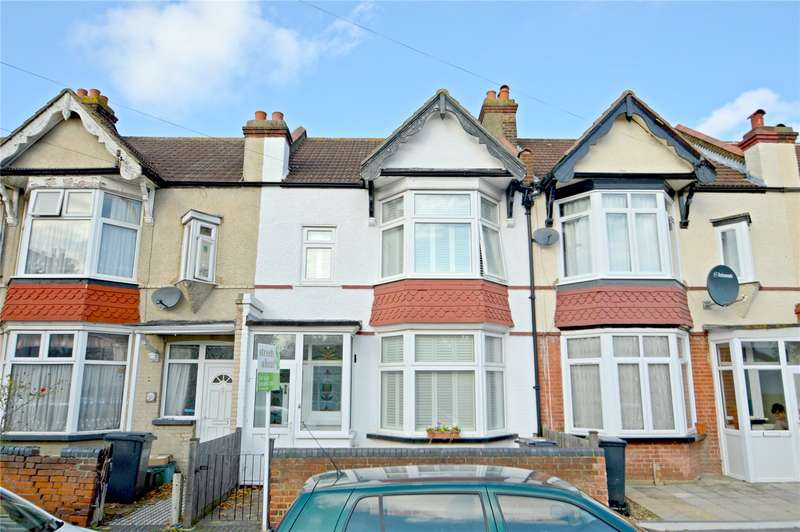 3 Bedrooms Terraced House for sale in Highbarrow Road, Croydon