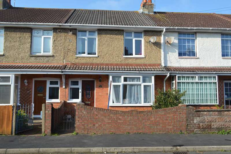 3 Bedrooms Terraced House for sale in St Valerie Road, Alverstoke