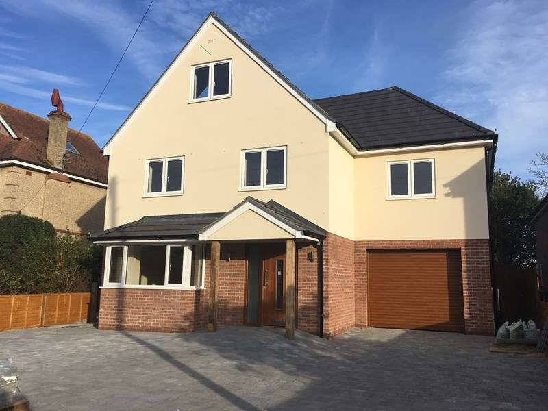 5 Bedrooms Detached House for sale in Monckton Road, Alverstoke, Gosport