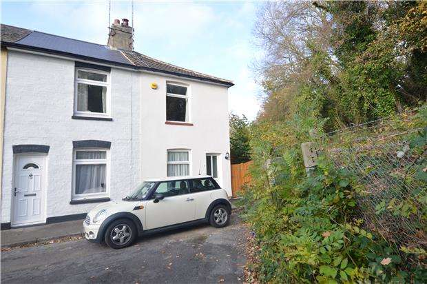2 Bedrooms Terraced House for sale in Milton Road, TN13 2XL