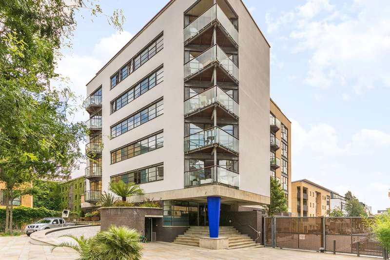 2 Bedrooms Penthouse Flat for sale in New Wharf Road, King's Cross, N1