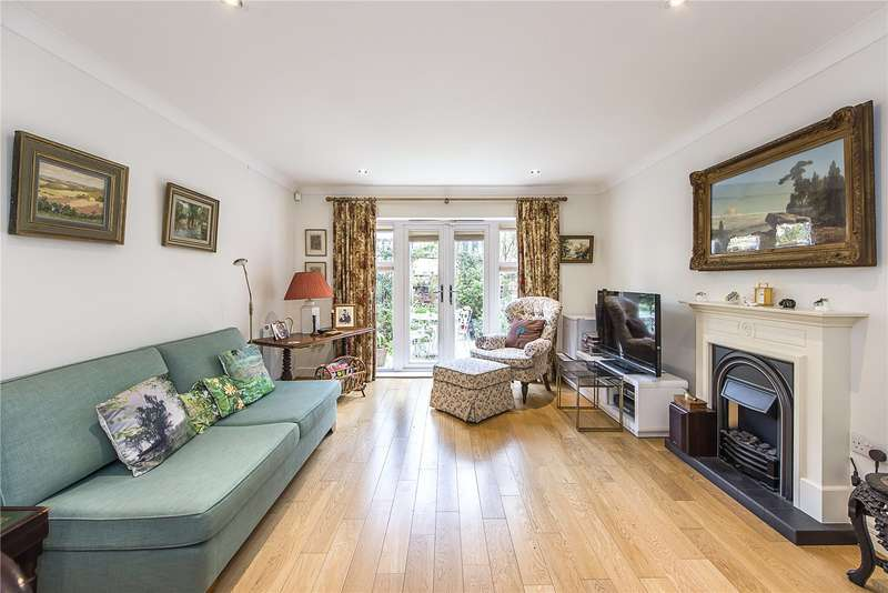 4 Bedrooms Terraced House for sale in Bader Way, London, SW15