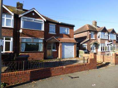3 Bedrooms Semi Detached House for sale in Farringdon Lane, Ribbleton, Preston, Lancashire, PR2