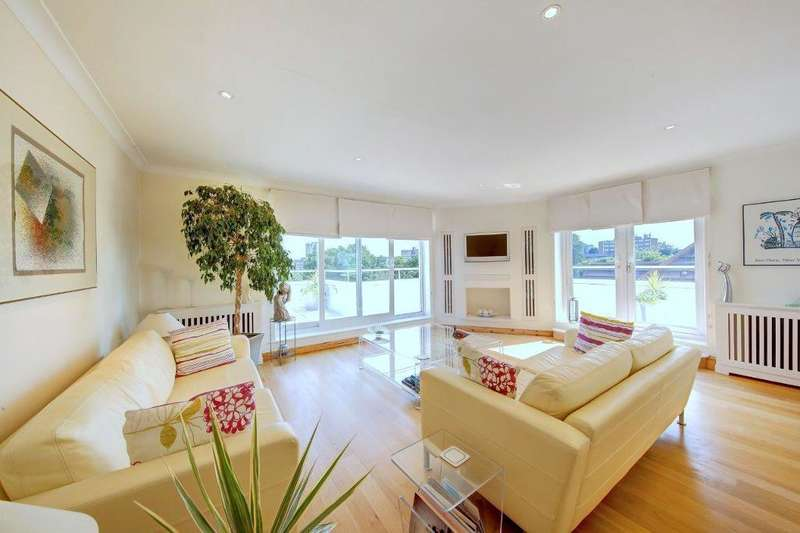 3 Bedrooms Penthouse Flat for sale in West Hill, London, SW15 3JB