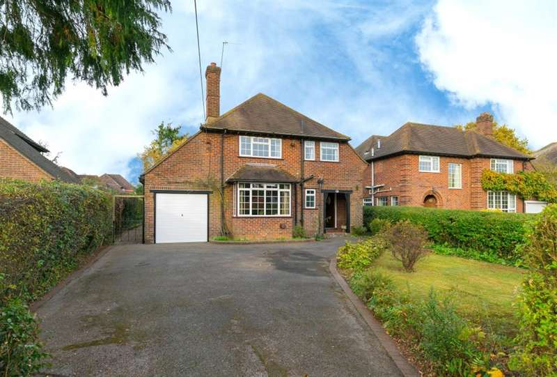 3 Bedrooms Detached House for sale in Stanley Hill Avenue, Amersham, Buckinghamshire, HP7 9BB