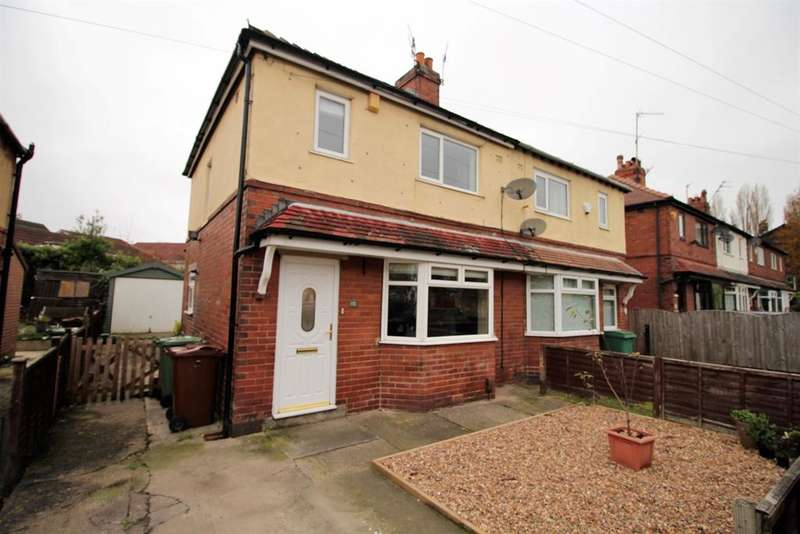 3 Bedrooms Semi Detached House for sale in Oaklands Road, Rodley, LS13