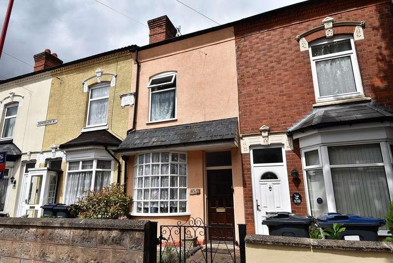 2 Bedrooms Terraced House for sale in Rowheath Road, Cotteridge, Birmingham, B30