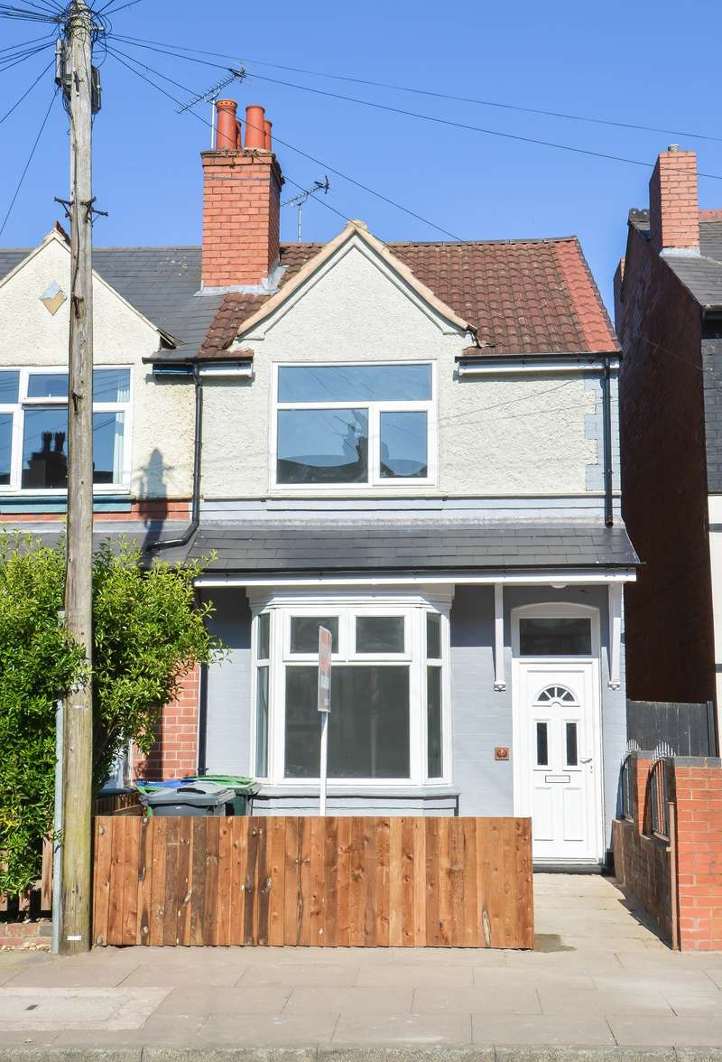 3 Bedrooms Terraced House for sale in Park Road, Bearwood, B67