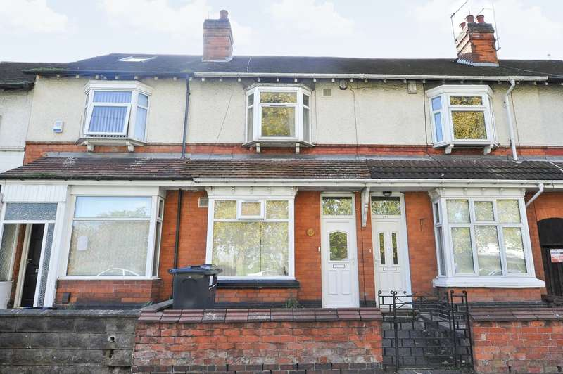 3 Bedrooms Terraced House for sale in Warwards Lane, Birmingham, B29