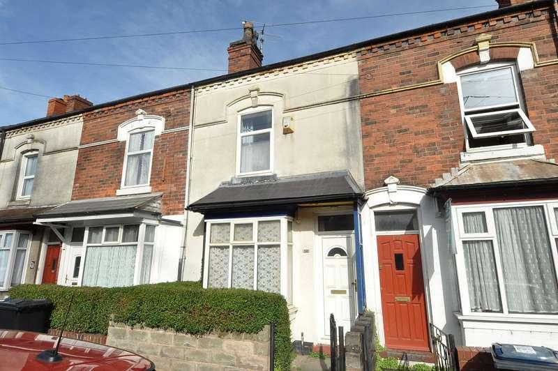 2 Bedrooms Terraced House for sale in Heeley Road, Selly Oak, Birmingham, B29