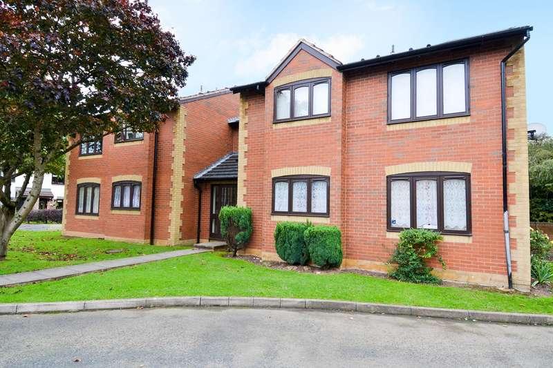 1 Bedroom Ground Flat for sale in Daffodil Way, Northfield, Birmingham, B31