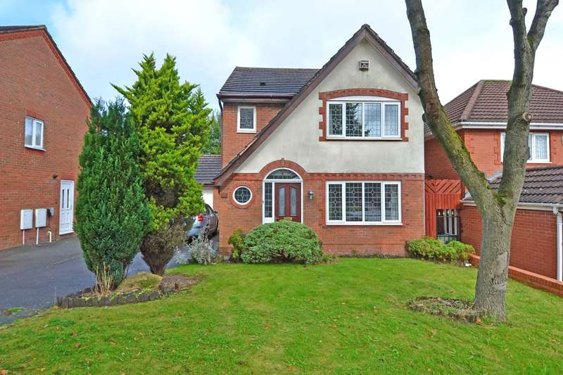 3 Bedrooms Detached House for sale in Staple Lodge Road, Birmingham, B31