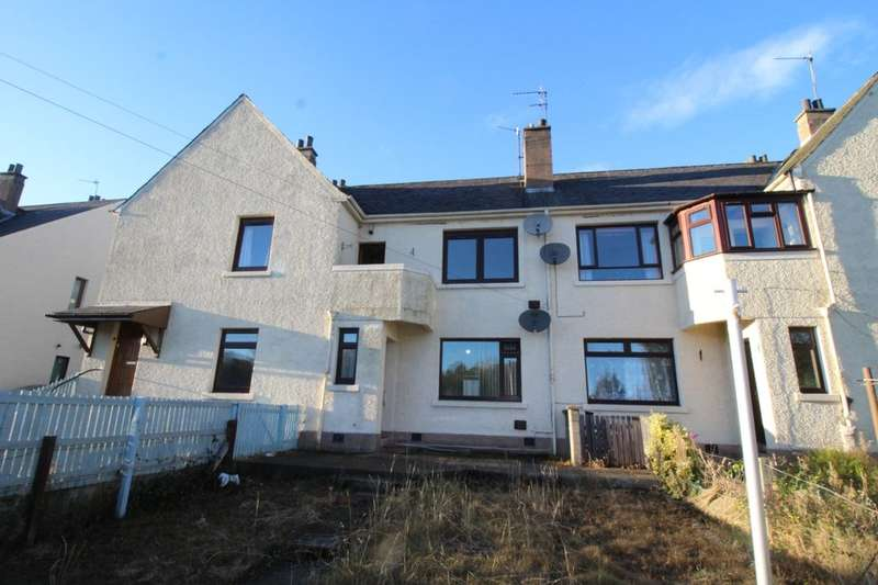 3 Bedrooms Flat for sale in Eastmill Road, Brechin, DD9