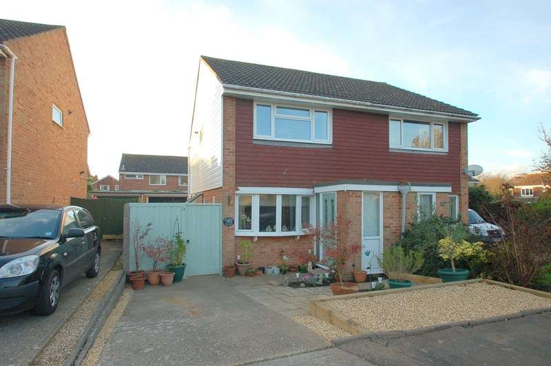 2 Bedrooms Semi Detached House for sale in Wilberforce Road, Alverstoke, Gosport