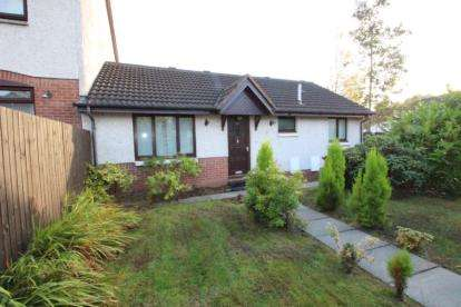 2 Bedrooms Bungalow for sale in Burnside View, Coatbridge, North Lanarkshire