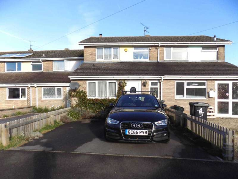 3 Bedrooms Semi Detached House for sale in Pennys Mead, Ilton
