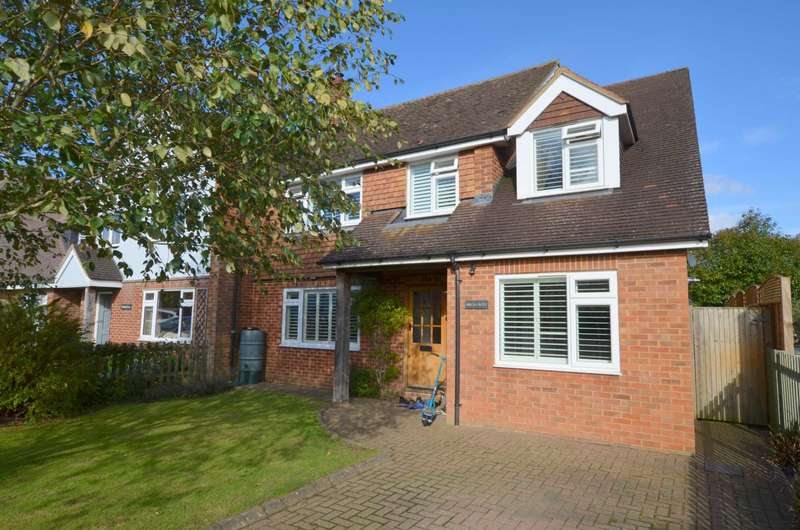 4 Bedrooms Semi Detached House for rent in Oxford Street, Lee Common HP16
