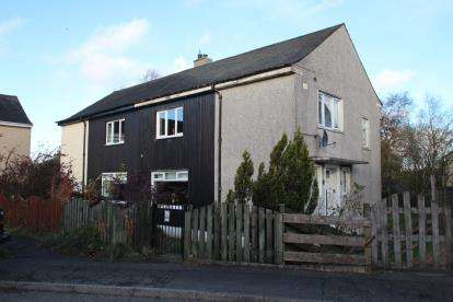 3 Bedrooms Semi Detached House for sale in The Crescent, Upperton
