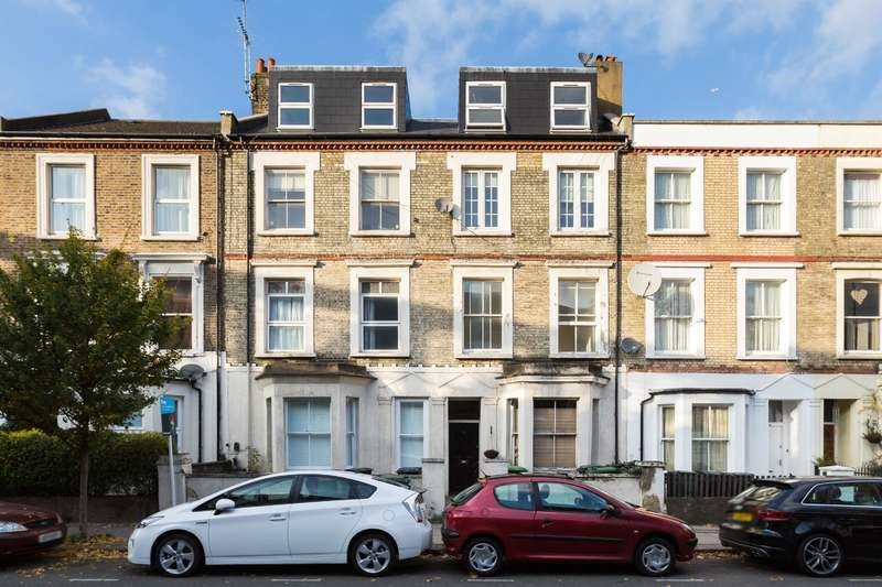 1 Bedroom Flat for sale in Iverson Rd , London, Greater London, NW6 2QT