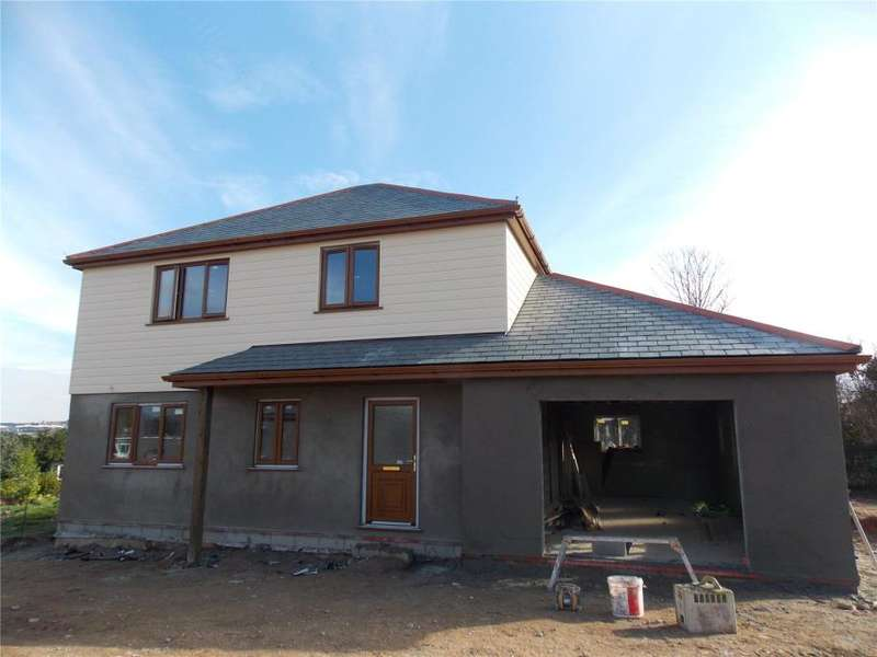 3 Bedrooms Detached House for sale in The Paddock, Stamps Lane, Illogan Highway