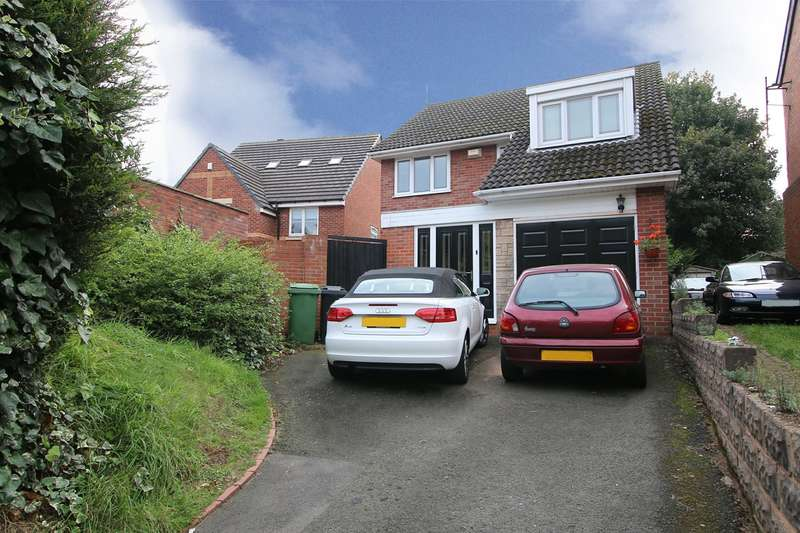 3 Bedrooms Detached House for sale in Heath Lane, Oldswinford, Stourbridge, DY8