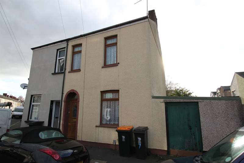 3 Bedrooms End Of Terrace House for sale in Llanvair Road, Newport