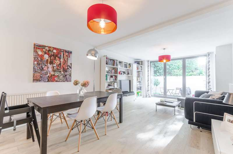 2 Bedrooms Flat for sale in Wickes House, Poplar, E14