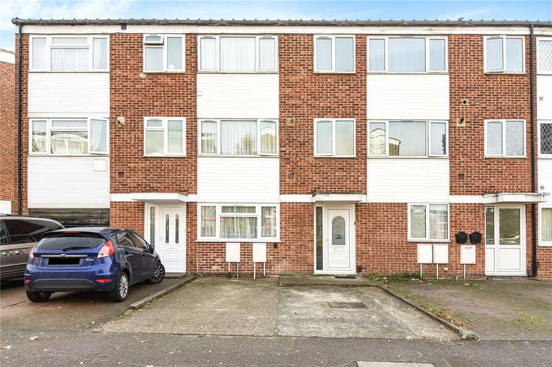 4 Bedrooms Mews House for sale in Dunedin Way, Hayes, Middlesex, UB4