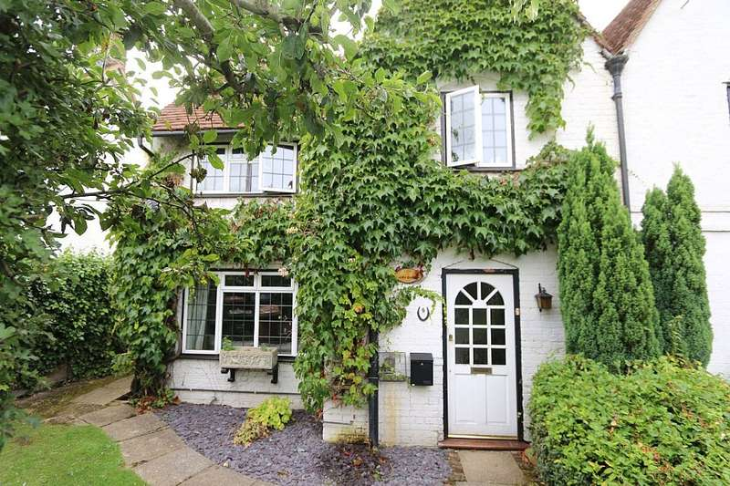 3 Bedrooms End Of Terrace House for sale in Old Cottages, Old Portsmouth Road, Peasmarsh, Guildford, Surrey, GU3 1LY