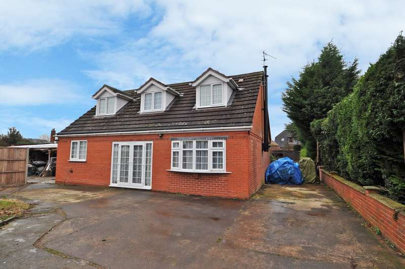 3 Bedrooms Detached Bungalow for rent in Main Road, Ombersley, Worcester, WR9