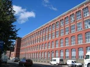 2 Bedrooms Apartment Flat for sale in Centenary Mill New Hall Lane, Preston, PR1
